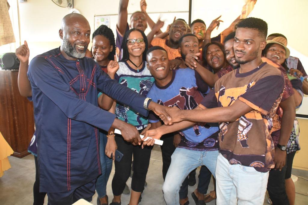 Wojo dance their way to Destination Legon 2019 victory