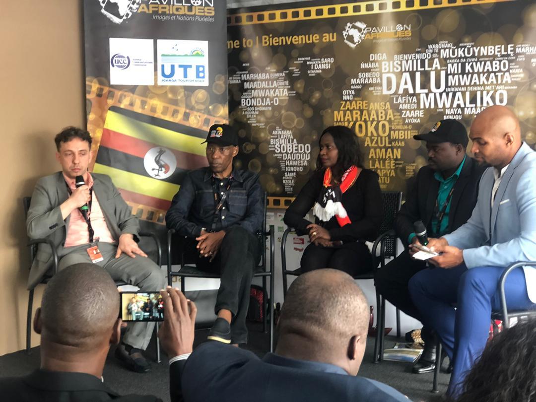 Uganda woo film makers at Cannes