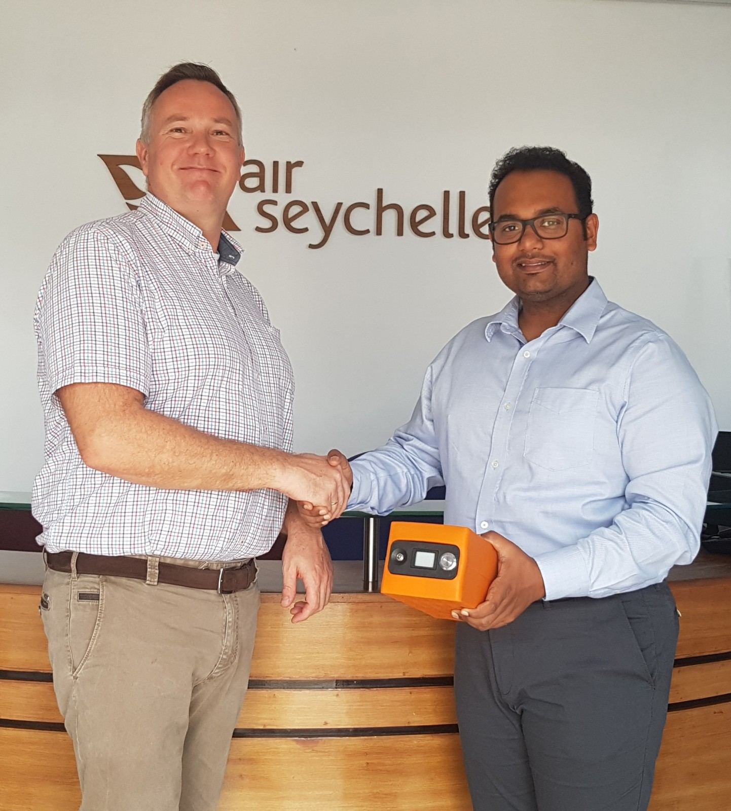 Air Seychelles selects AirFi to offer new wireless streaming in-flight entertainment experience
