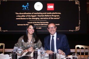 Egypt partners with CNN to promote tourism in global campaign