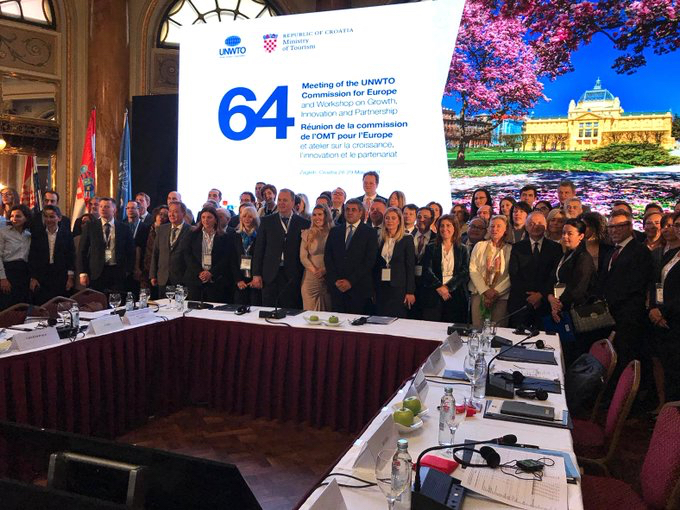 European Tourism Ministers meet in Croatia to Advance Development, Innovation and Partnerships
