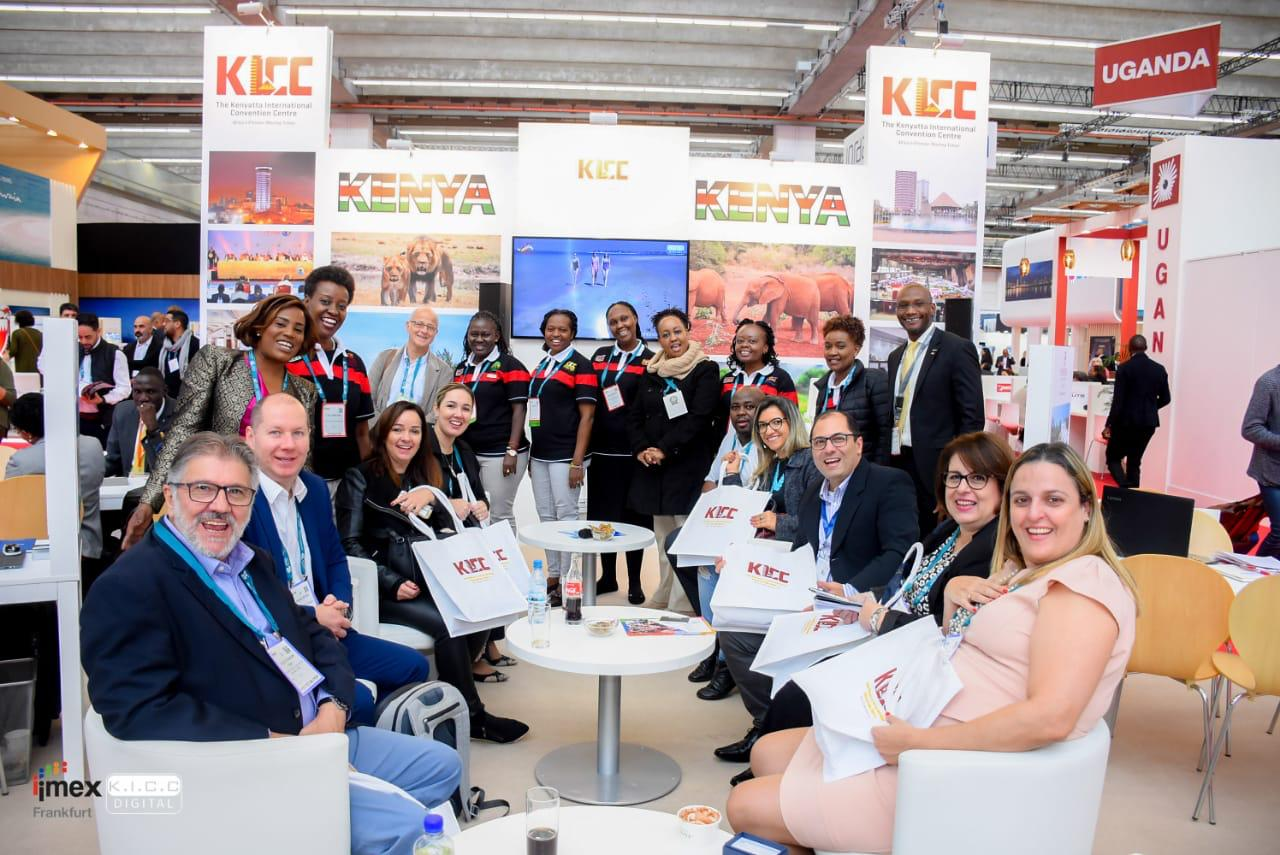 Kenya's MICE players participates in Imex 2019