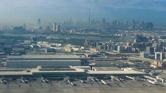 Dubai aircraft crash: Three Britons and one South African killed
