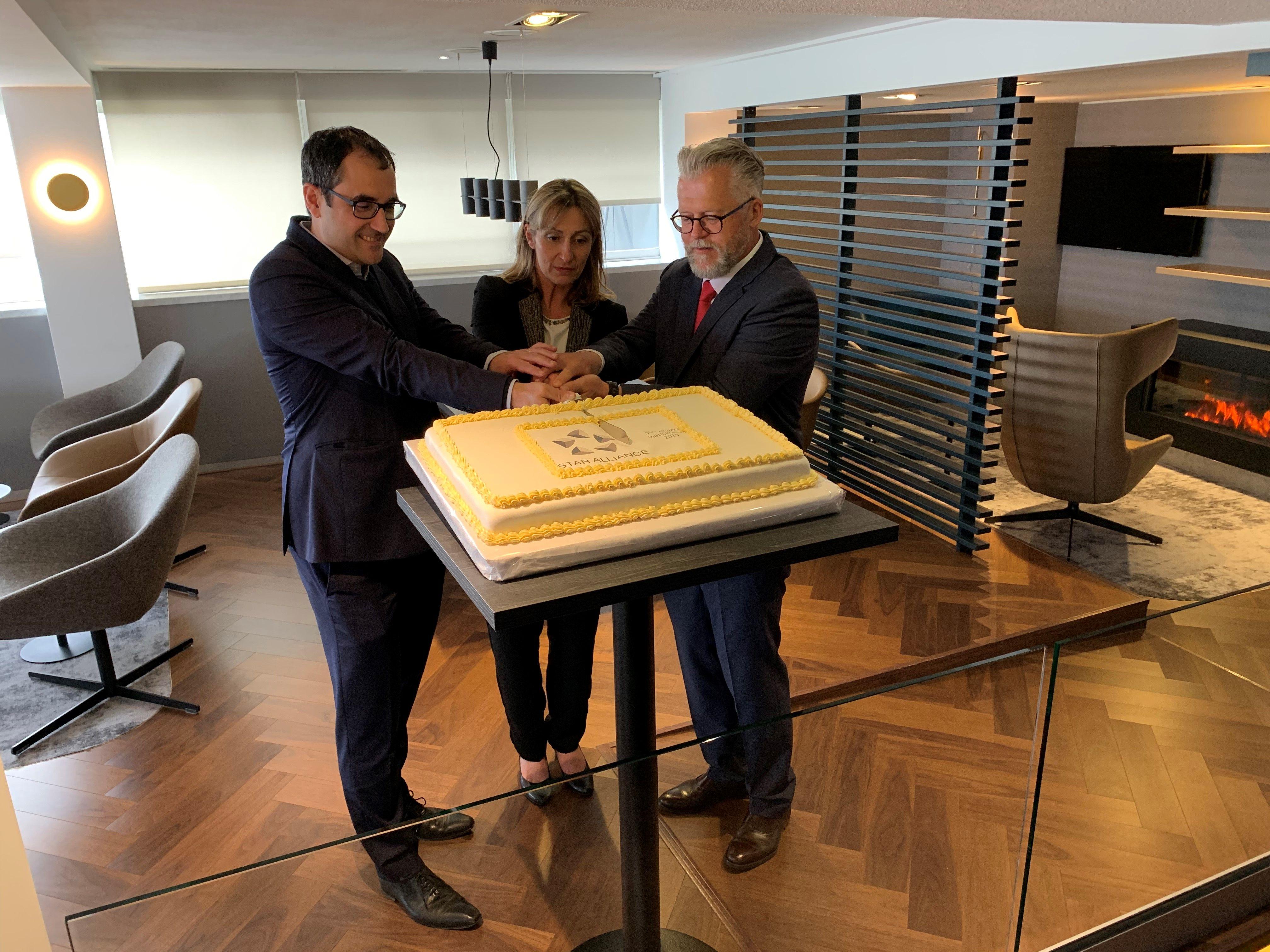 Star Alliance unveils refurbished Lounge at Charles de Gaulle- Paris