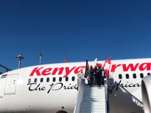KQ expands network with launch of two strategic routes in Europe