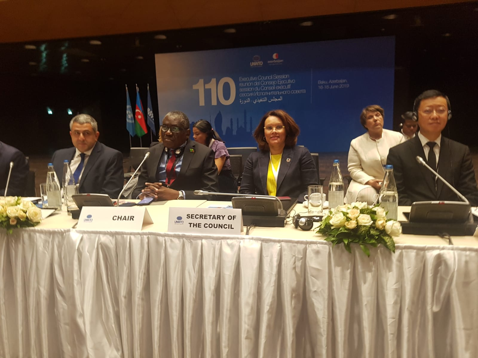 UNWTO Exco Meeting: Zambia urge UNWTO to work towards making Tourism smart and competitive sector