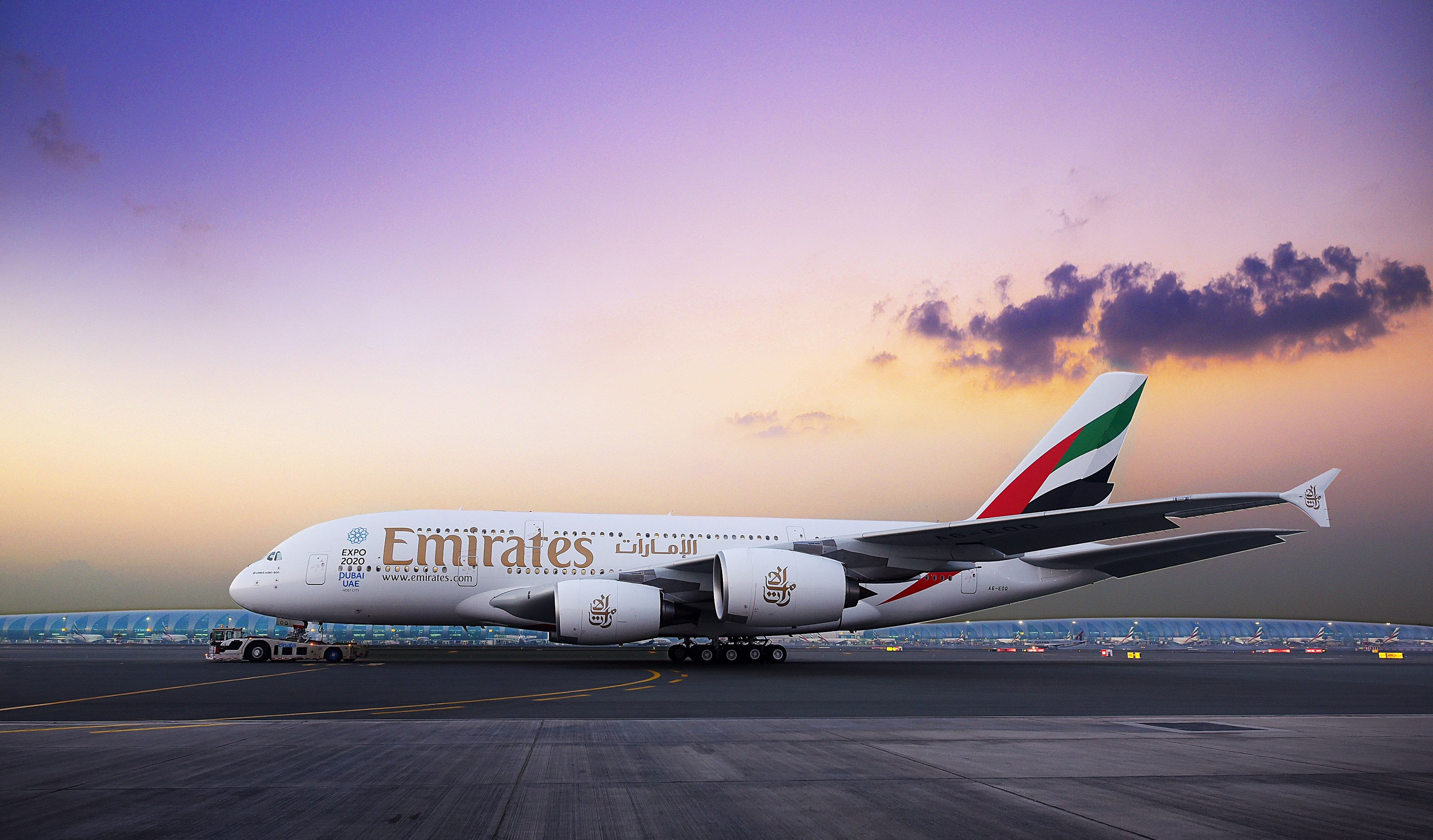 Emirates to deploy double daily A380 flights to and from Muscat