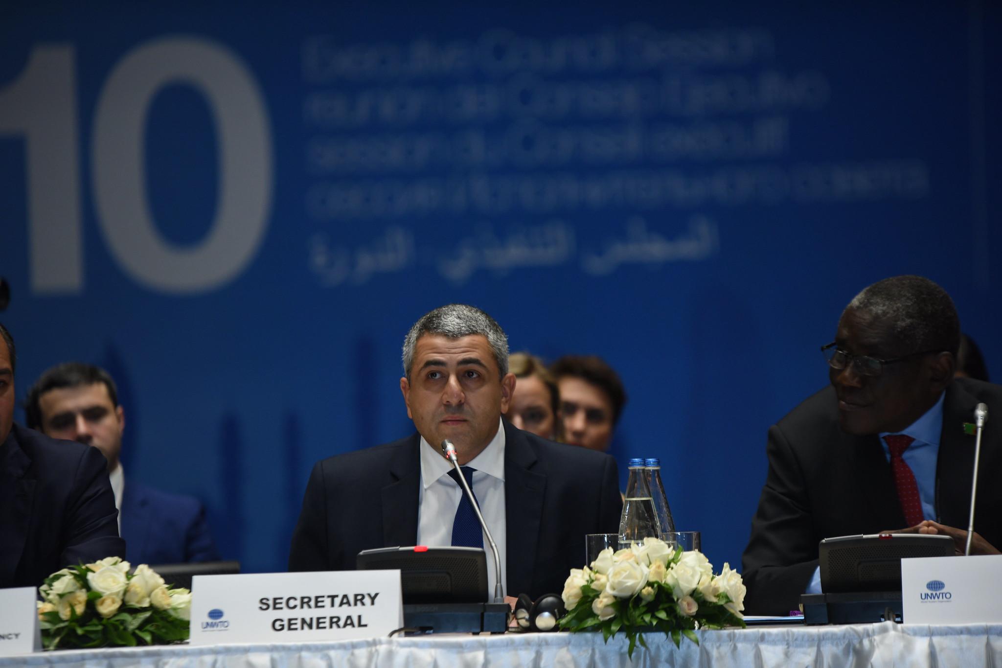 UNWTO Executive Council endorses Secretary General's Agenda for Africa