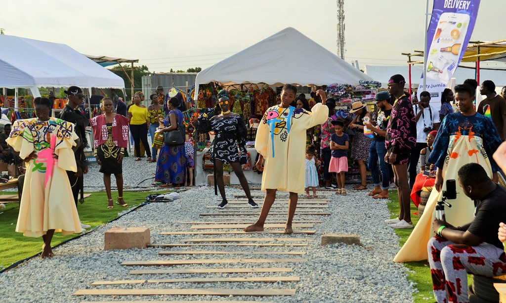 Year of Return: Wax Print Festival celebrates Afro fashion and textiles