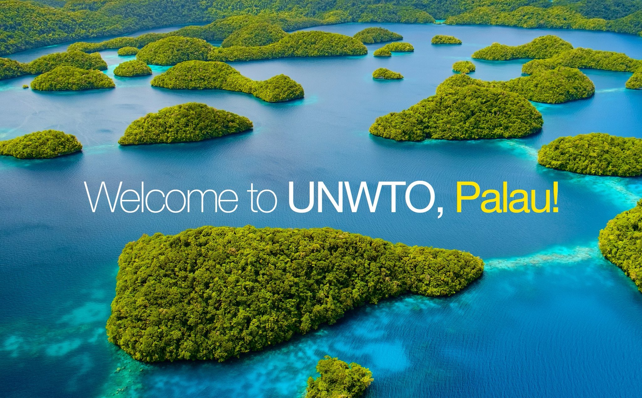 Palau joins UNWTO
