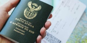 Ghana, 6 other countries named in Latest SA visa free source  countries