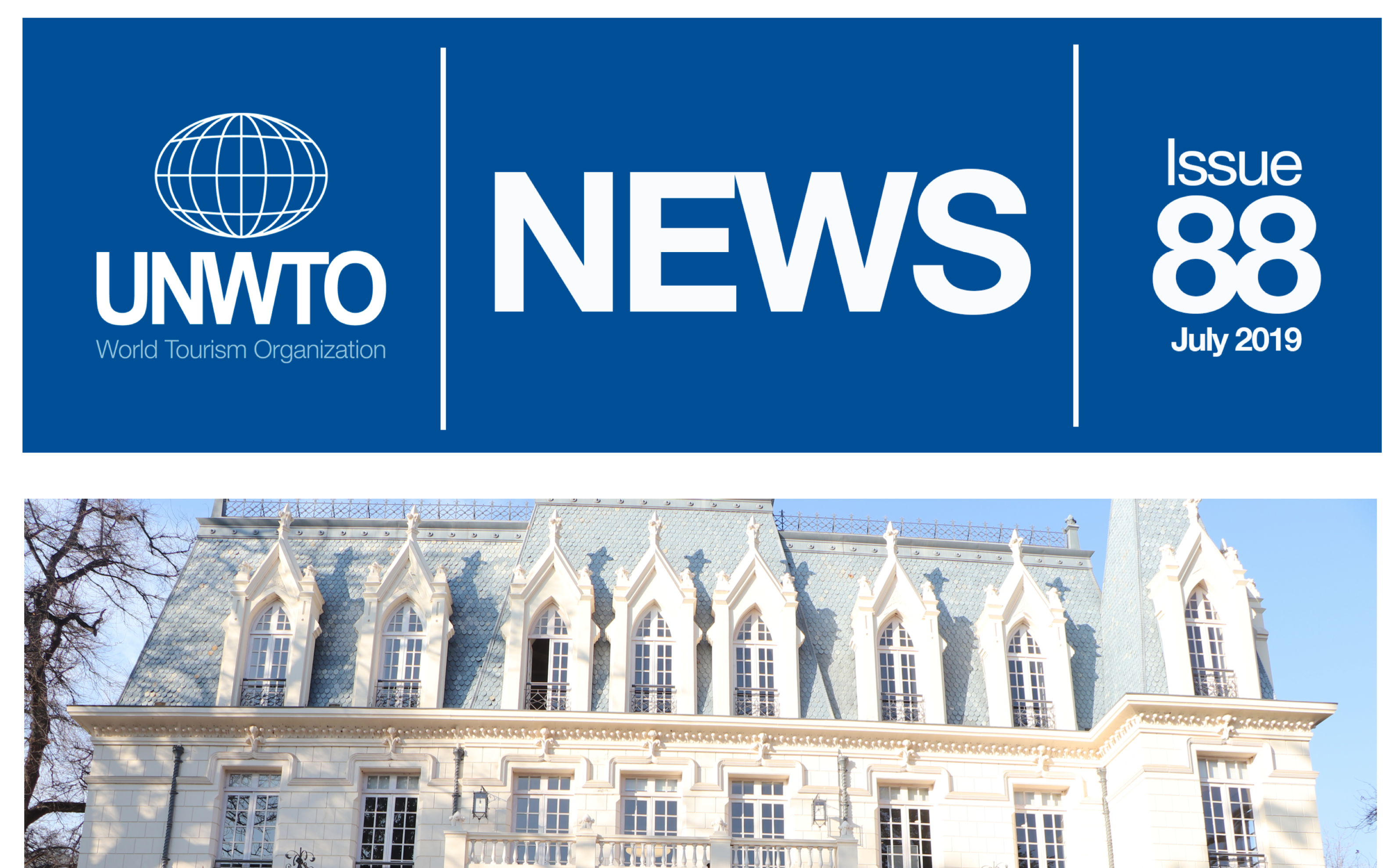 UNWTO July newsletter excites with Tourism innovation