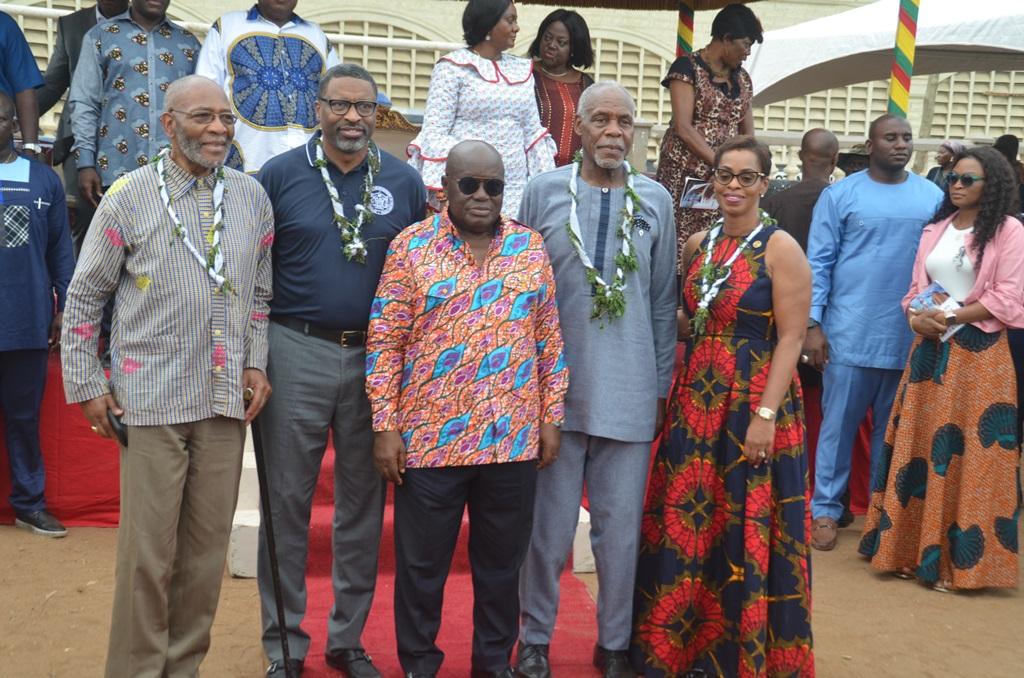 Year of Return: Danny Glover, NAACP members return for Jamestown to Jamestown