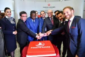 Turkish Airlines adds Republic of Congo's Pointe-Noire to its flight network