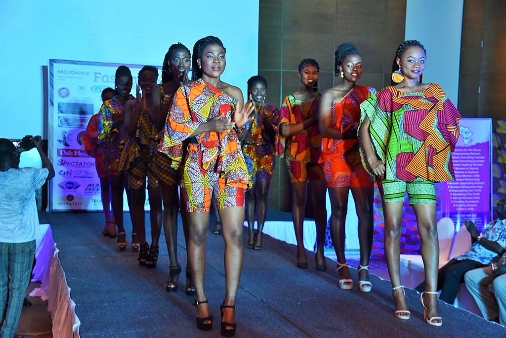 Miss Tourism Ghana 2019 contestants bring Ghanaian fashion and culture to life