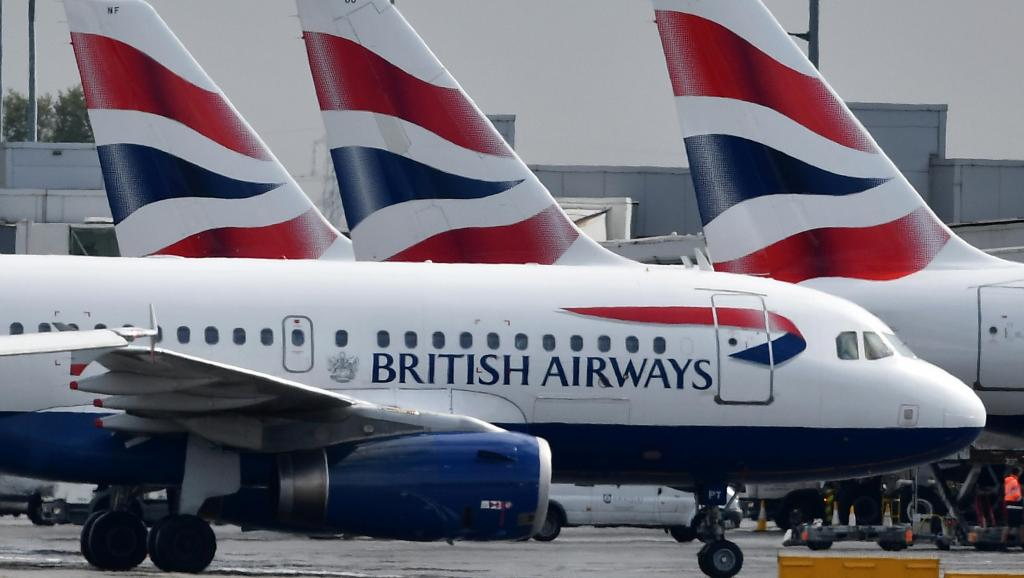 Nearly all British Airways flights cancelled as pilots go on strike