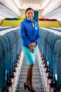 Air Seychelles reveals new cabin crew uniform and showcase A320neo Interior