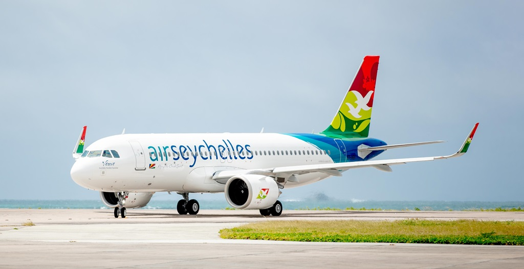 Air Seychelles commits to reducing carbon footprint