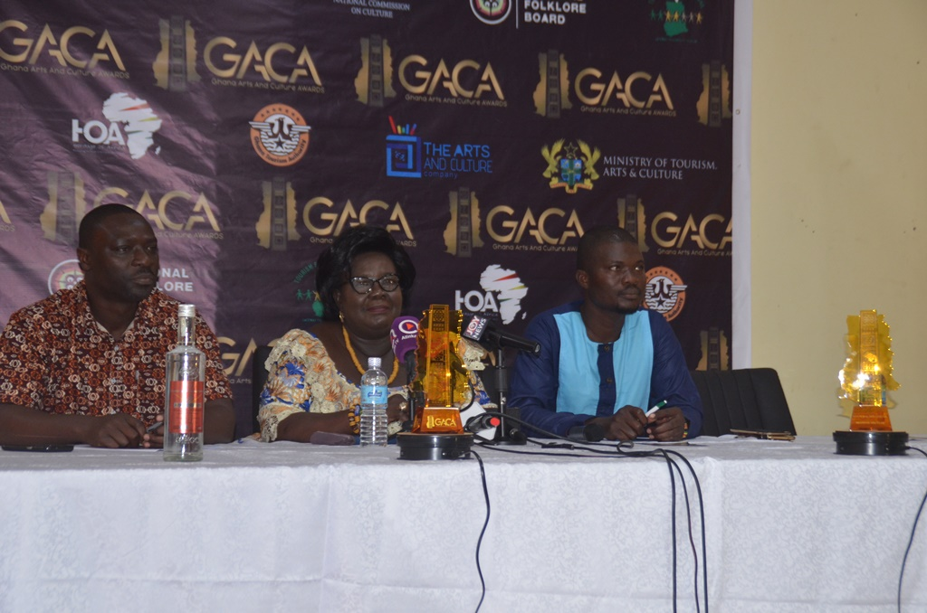 Ghana Arts and Culture Awards launched, nominations opened – event slated for Nov 23
