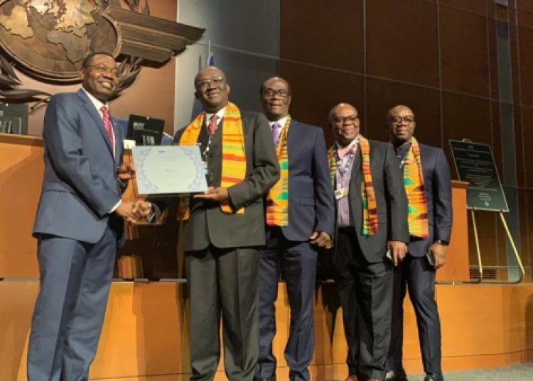 Ghana grabs 2 highly-rated awards at Int. Civil Aviation Confab