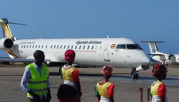Uganda Air Has Launched Its Maiden Flight to Mogadishu