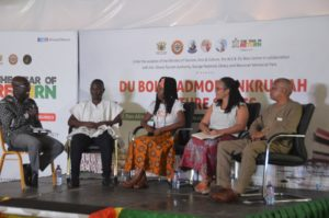 Year of Return edition of Dubois-Padmore-Nkrumah lecture series held