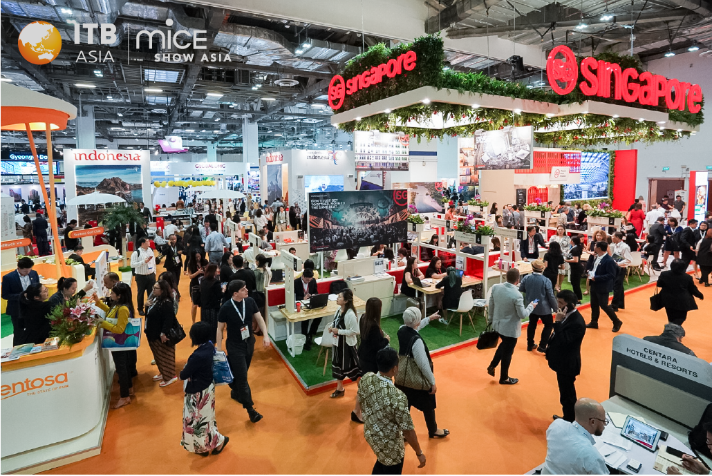 More than 27,000 business appointments made at ITB Asia 2019, exceeding past year's performance