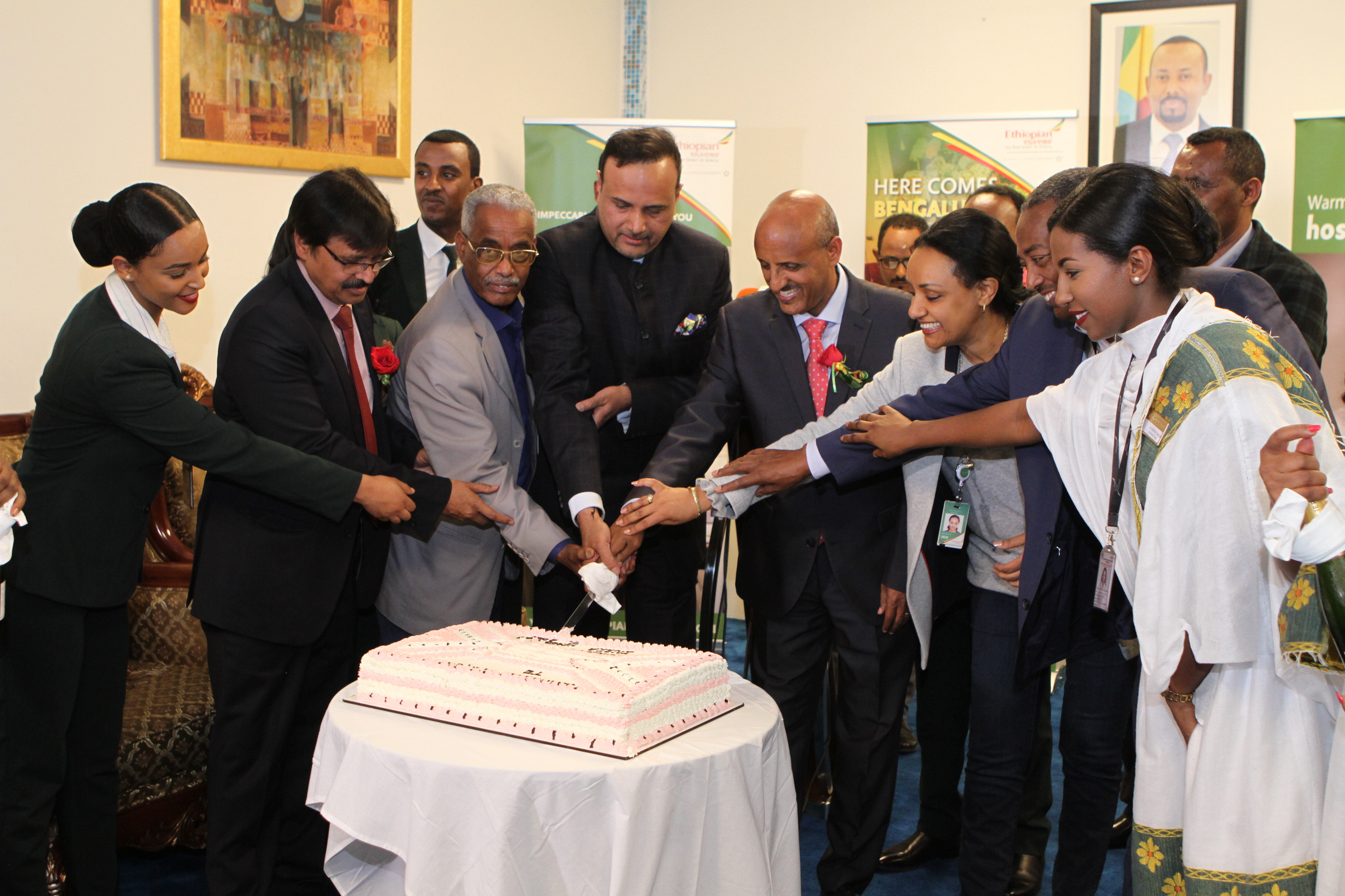 Ethiopian Expands its Service in India with Bengaluru route launch