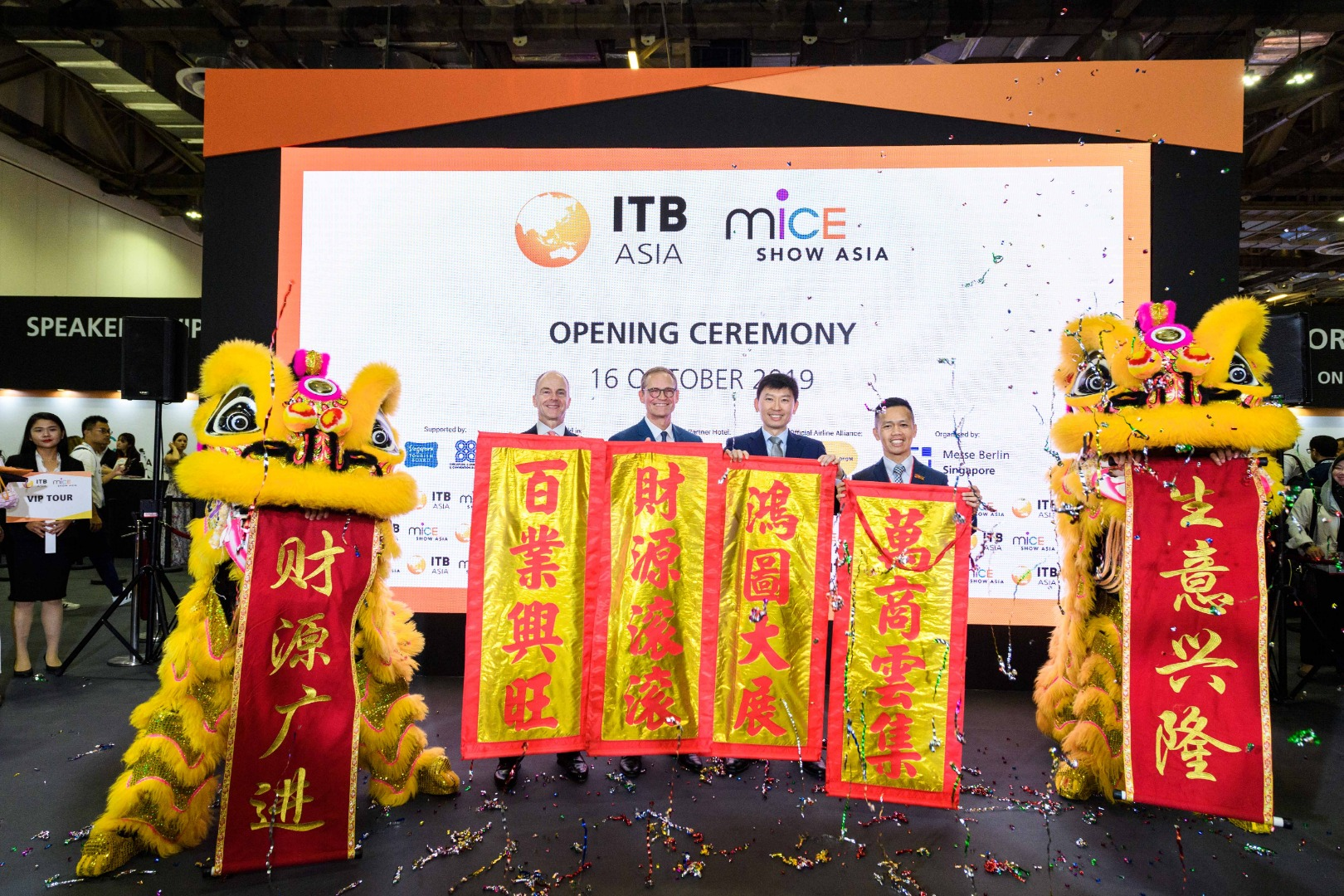 ITB Asia continues to break records with exhibitor numbers at all time high