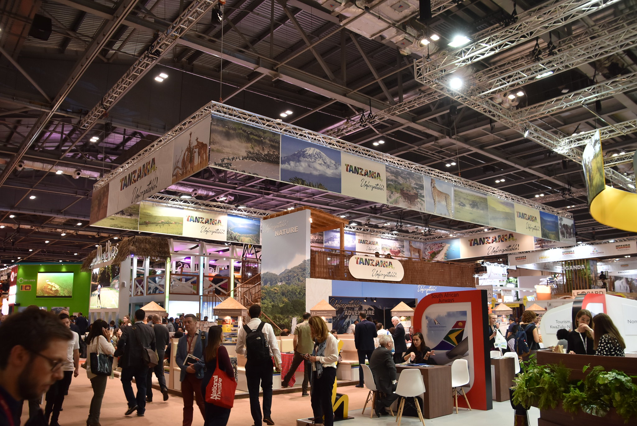 #WTMLDN: Meet Africa in London