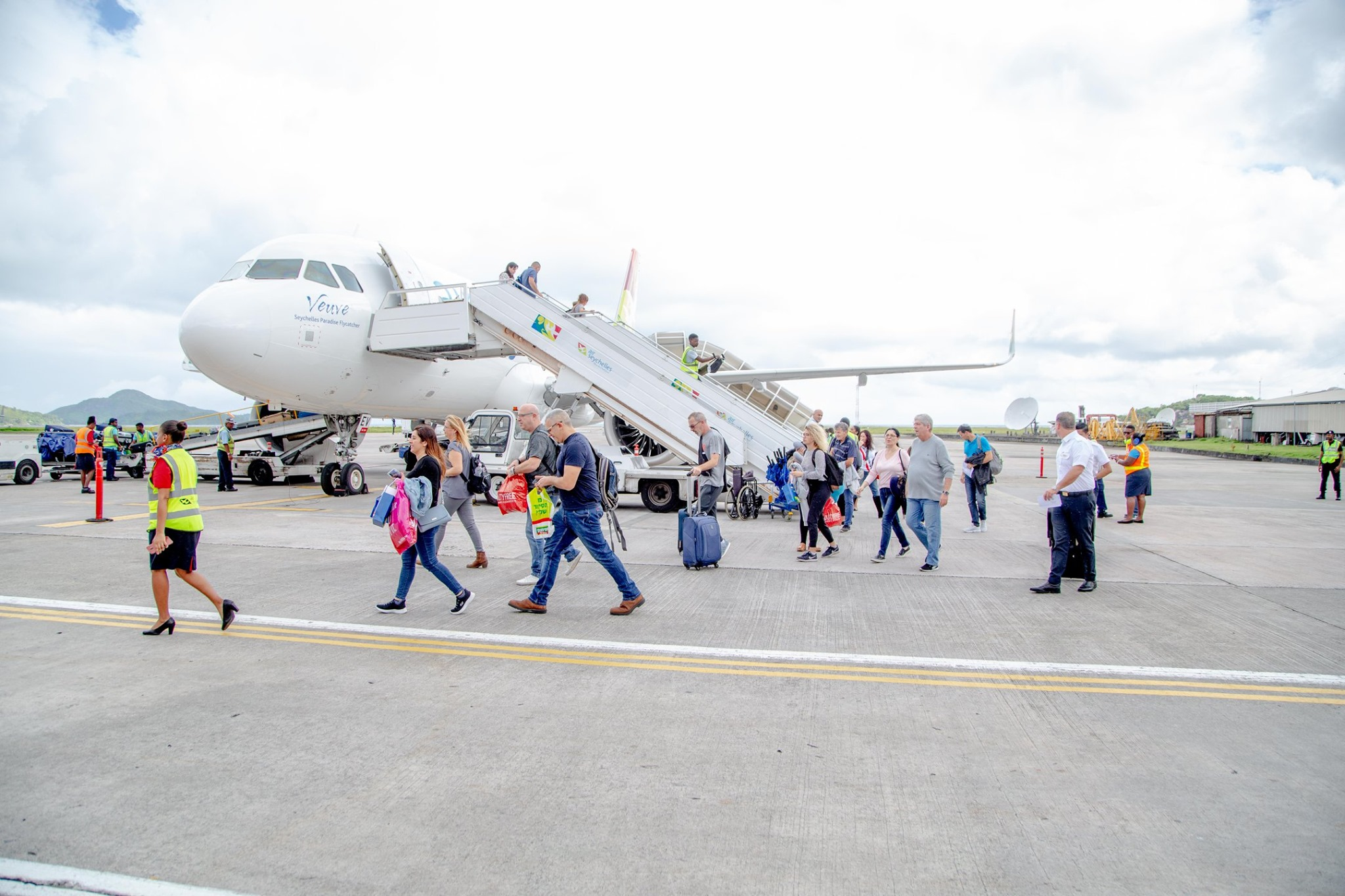 Air Seychelles commences first non-stop flight from Tel Aviv to Mahe