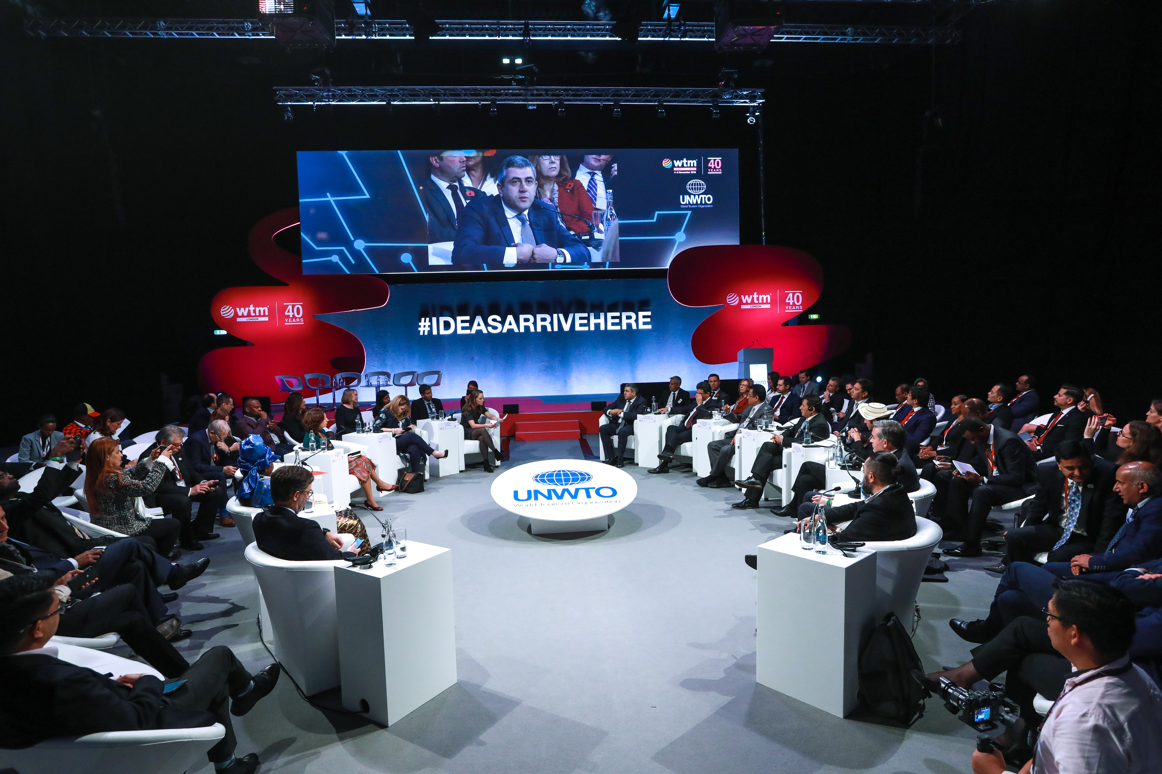 Innovation and Rural Development Takes Center Stage For Ministers' Summit at World Travel Market