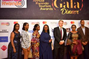 Rwanda's Tourism Chamber celebrates excellence at 2nd Tourism Awards