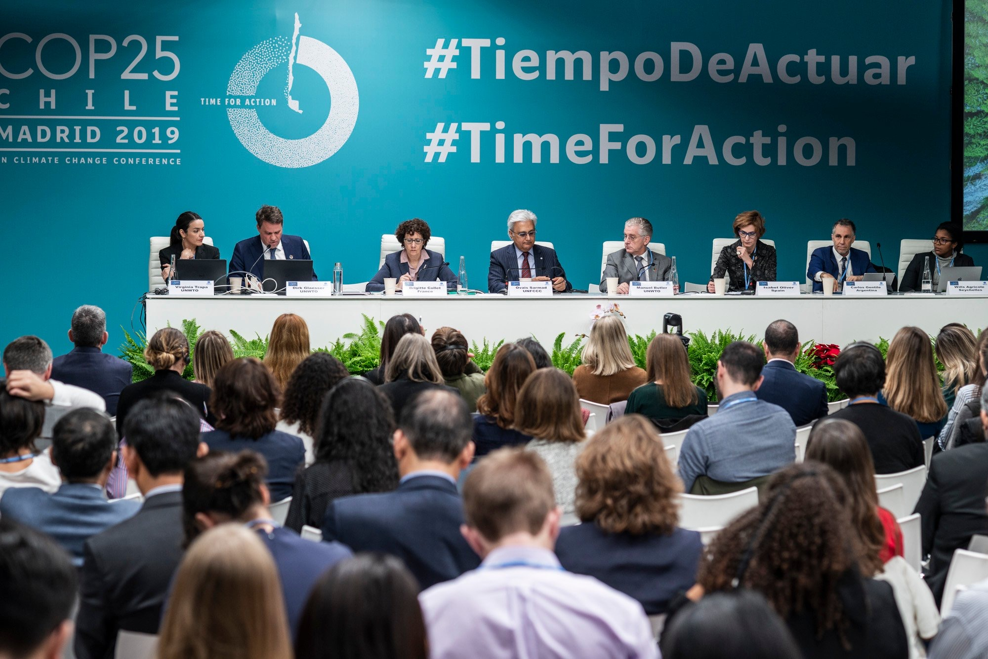 Tourism's Carbon Emissions Measured in Landmark Report Launched At COP25