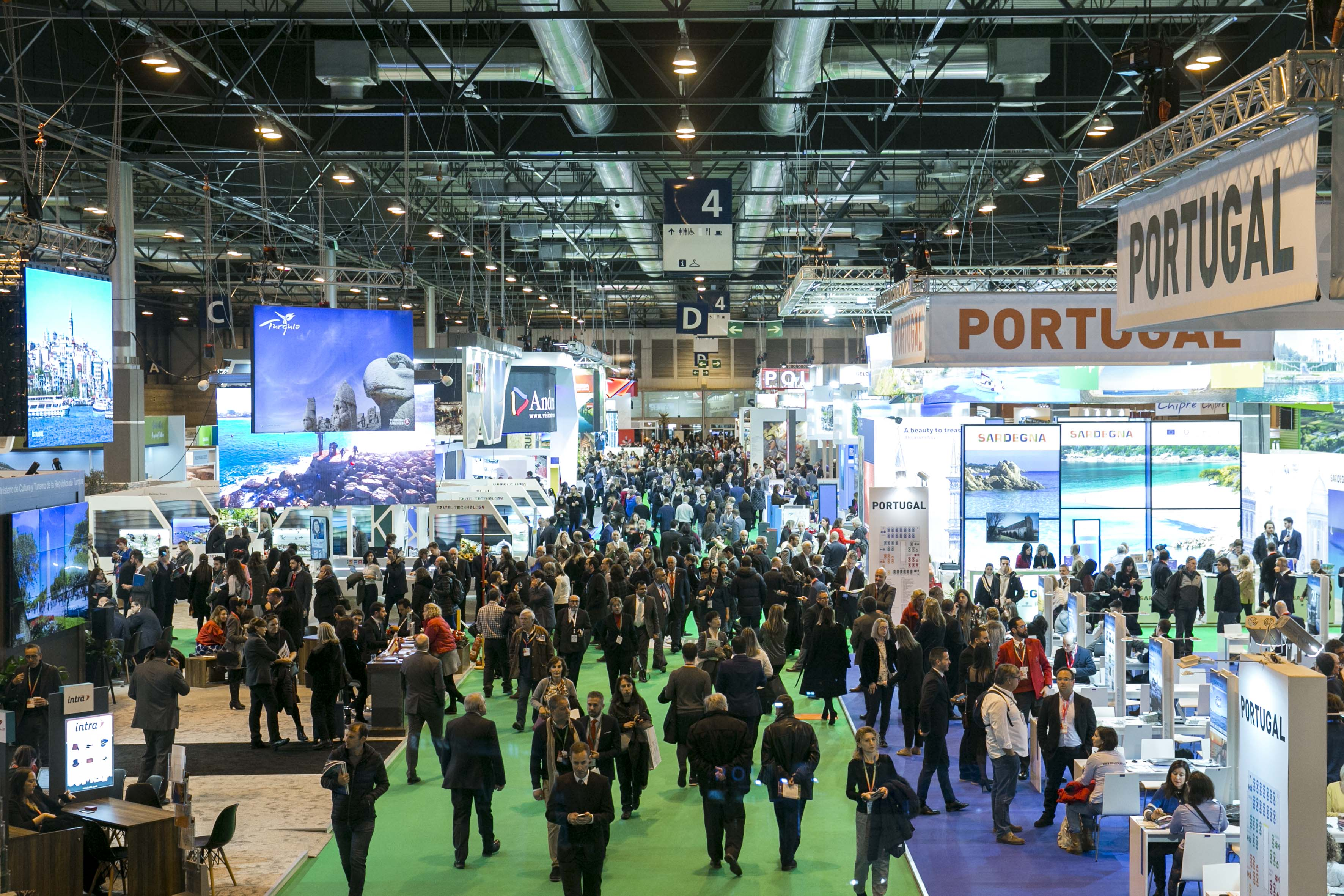#FITUR2020 : B2B Match and  MICE takes centre stage at 40th FITUR International Fair