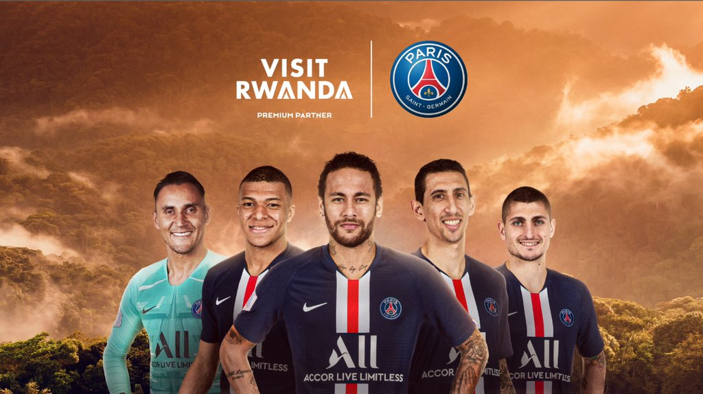 Rwanda inks three-year tourism promotion deal with PSG