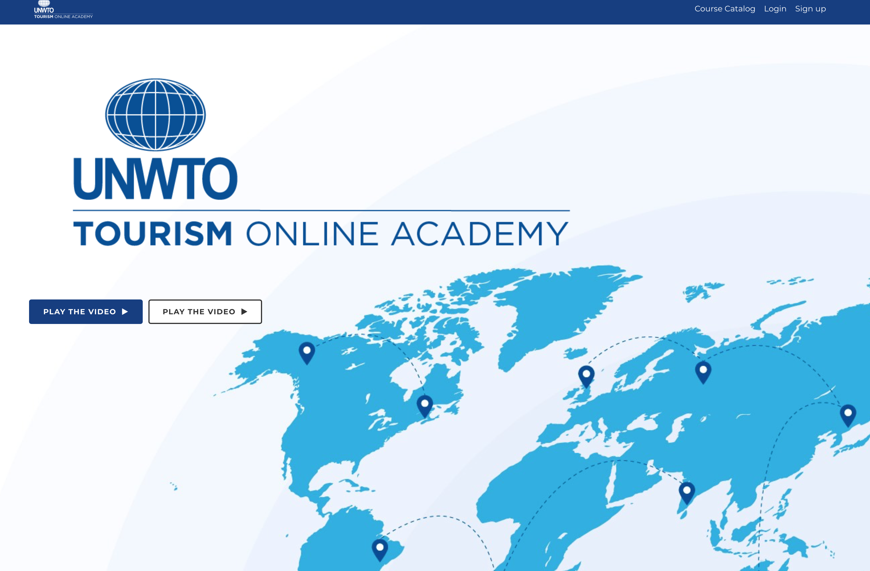 UNWTO Tourism Online Academy open to all