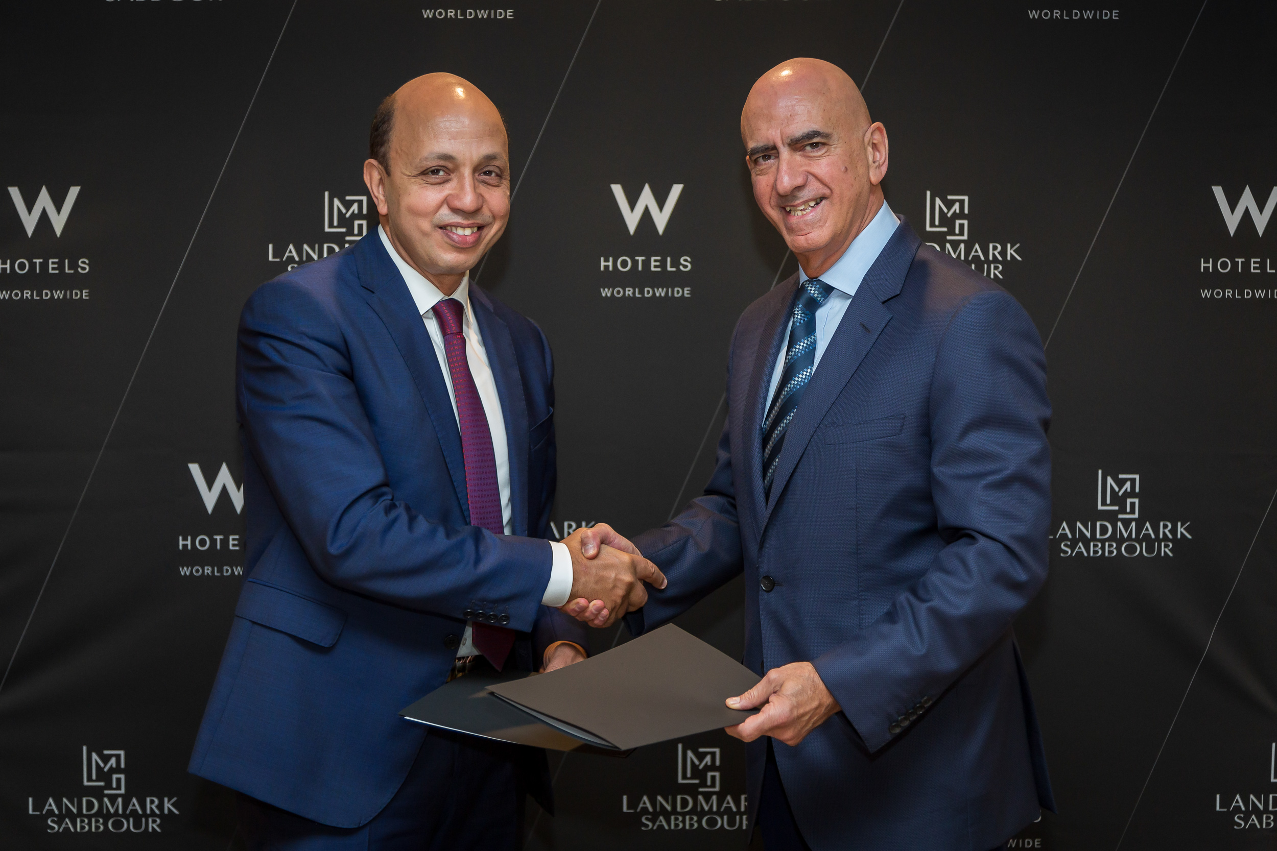 Marriott International inks a deal with Landmark Sabbour to open a W Hotel in Cairo