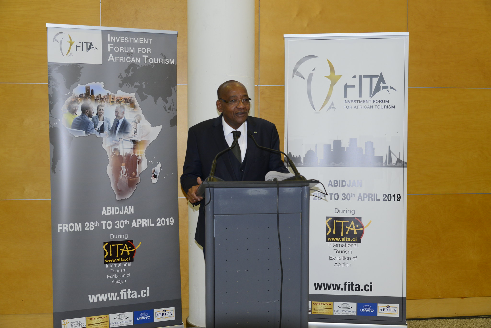 Director General of Cote d'Ivoire Tourism reassigned