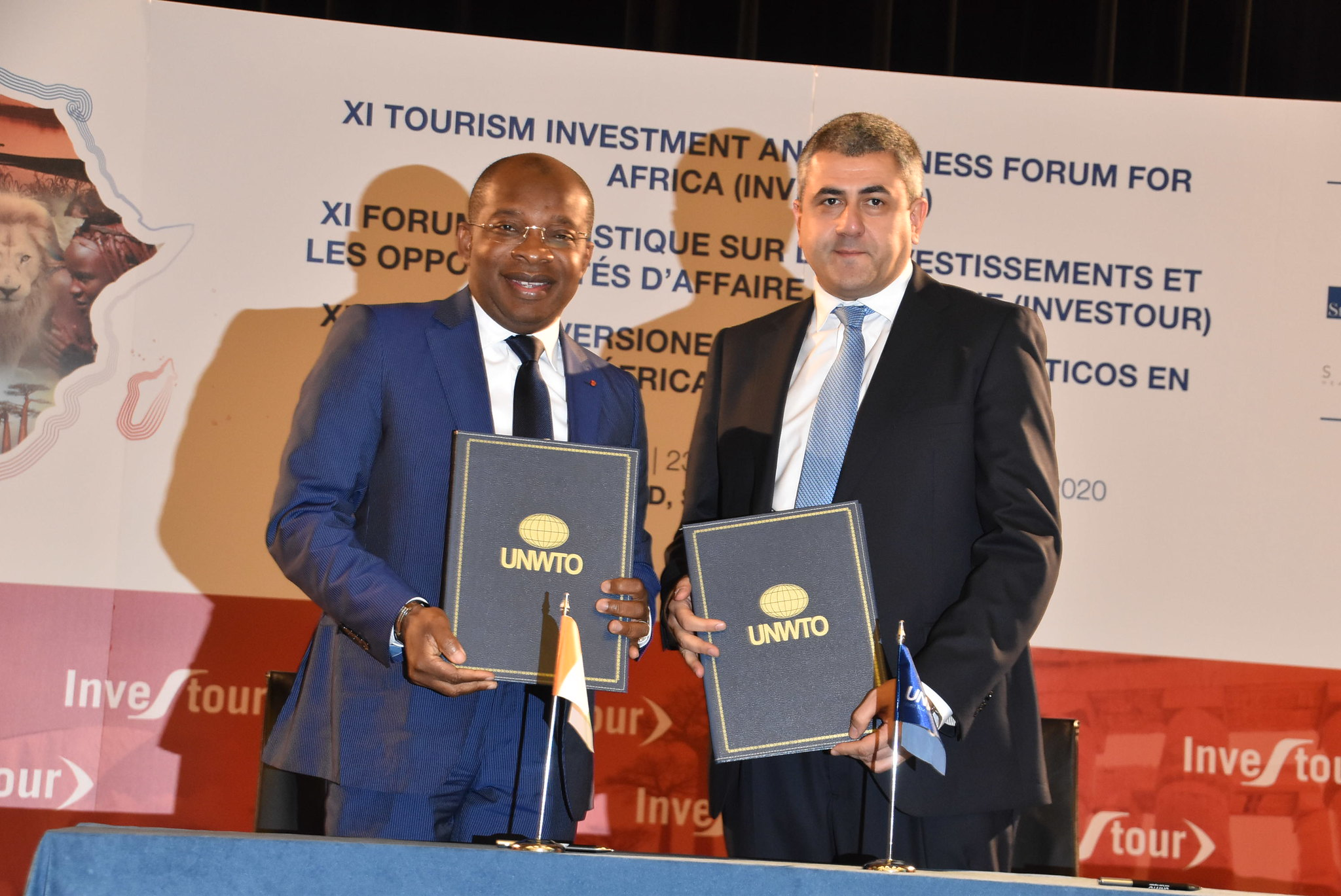 Côte d'Ivoire signs deal to host Global Investment Forum on Tourism