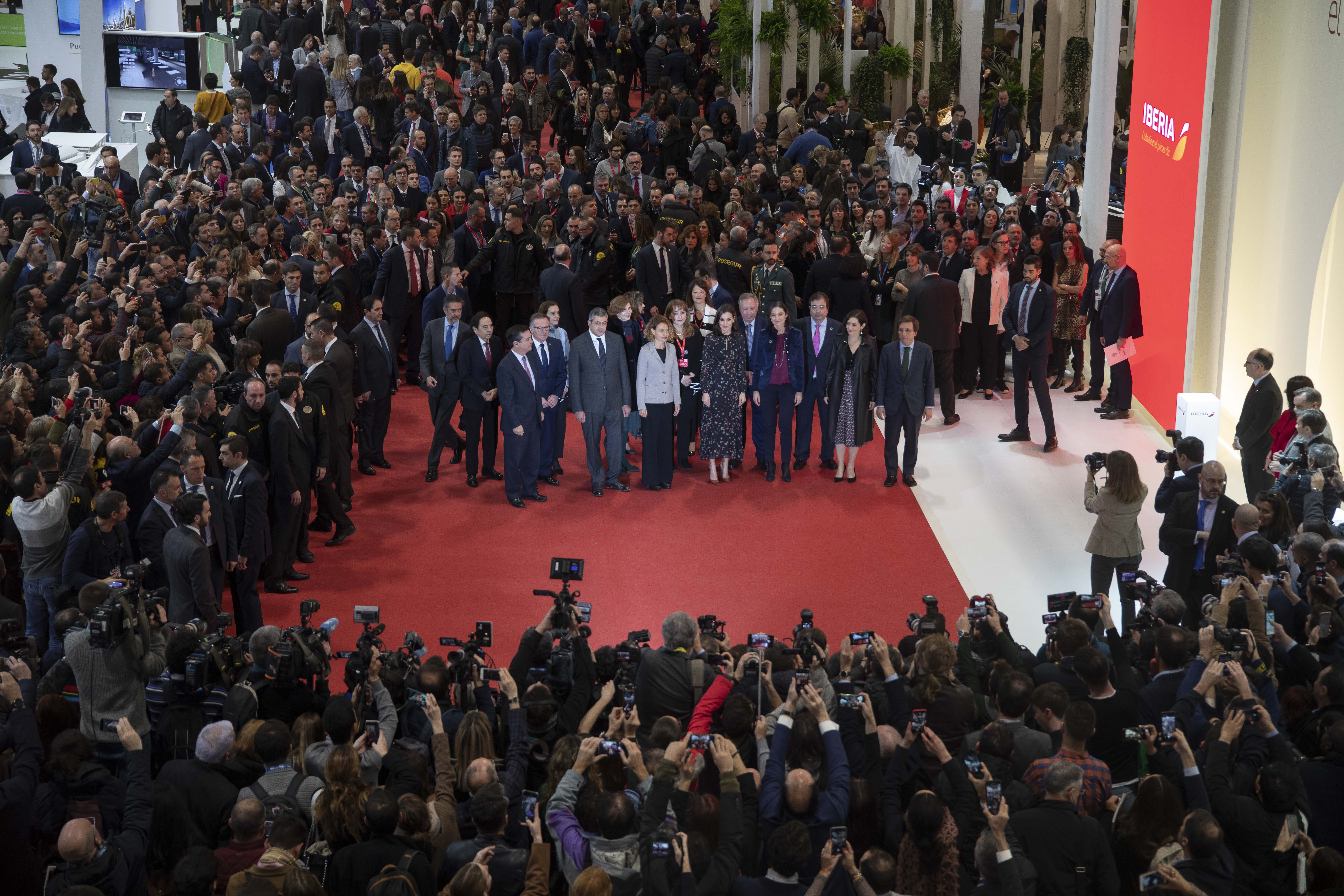 IFEMA closes FITUR with a 5% increase in trade registration and a record number of visits