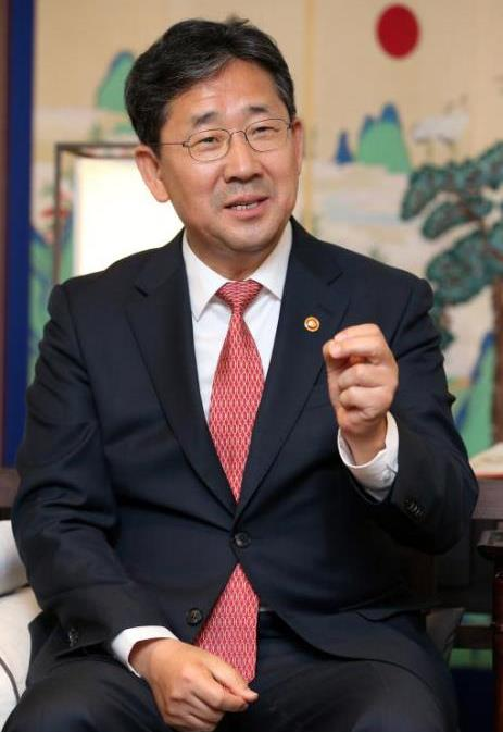 Interview with Park Yang-woo, Minister of Culture, Sports and Tourism of South Korea