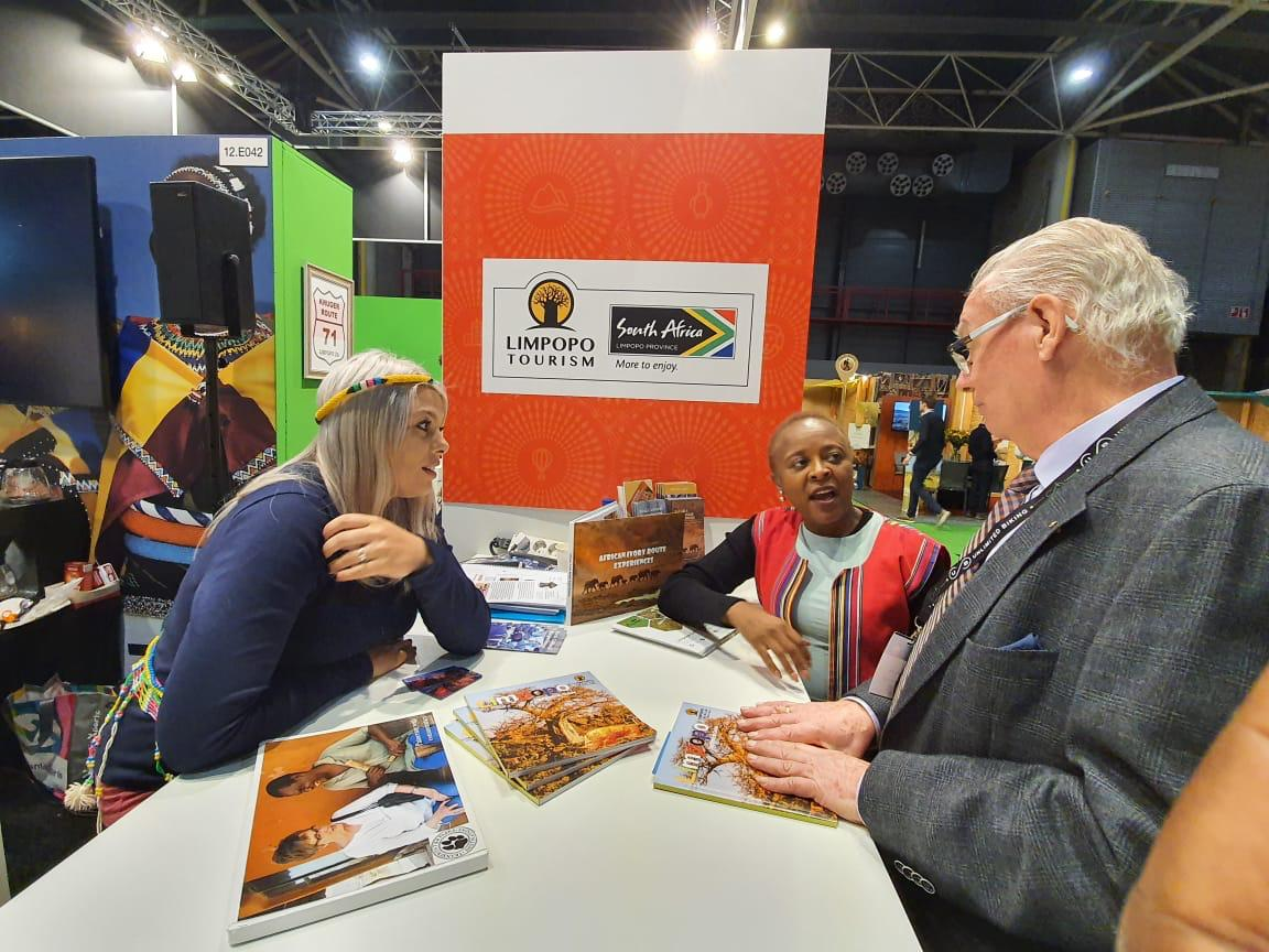 Limpopo Tourism Agency makes a  return to market in  Netherlands