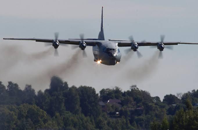 #Antonov crash in #Sudan kills all 18 on board including 4 children