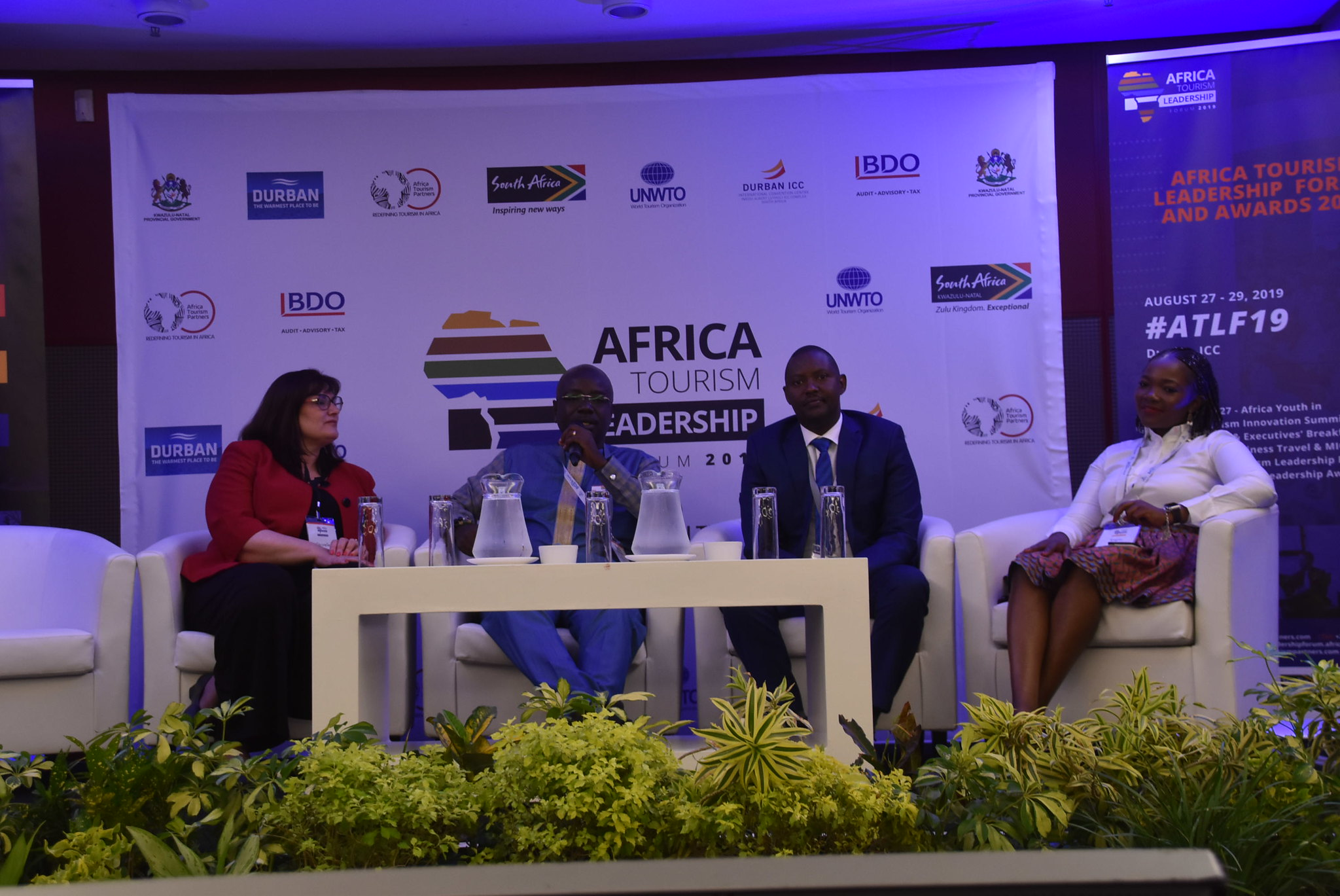 #ATLF2020: Influencing Africa's MICE and  Business Events Industry growth