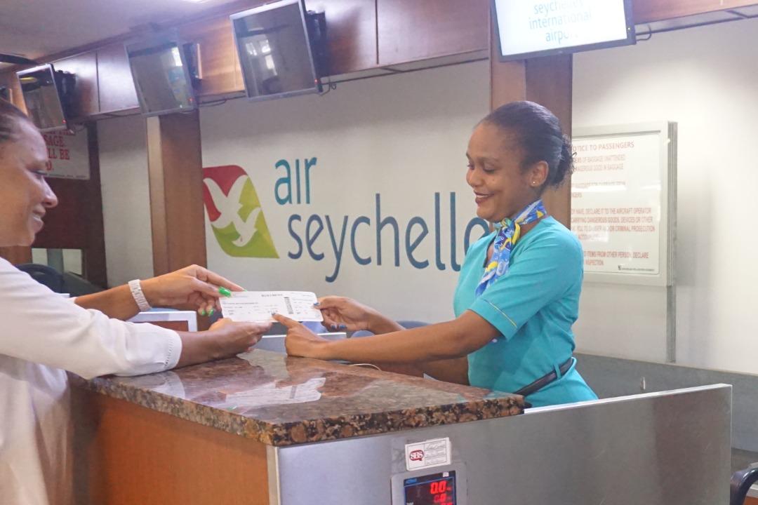 Air Seychelles handled over 1 million passengers in 2019