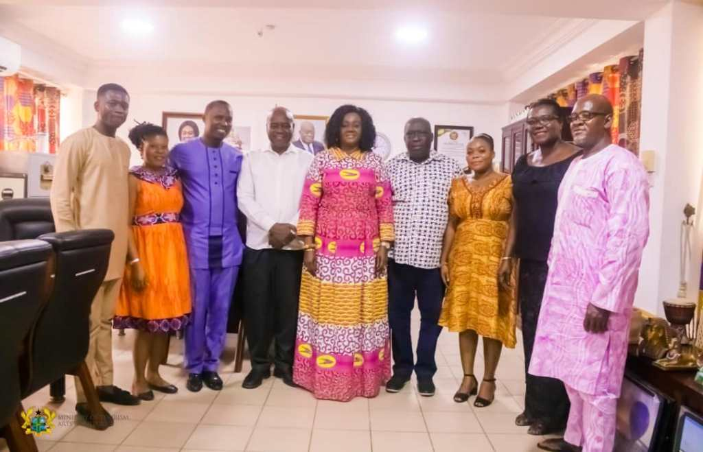 Minister lauds Ghana Barbeque Association for promoting tourism through gastronomy
