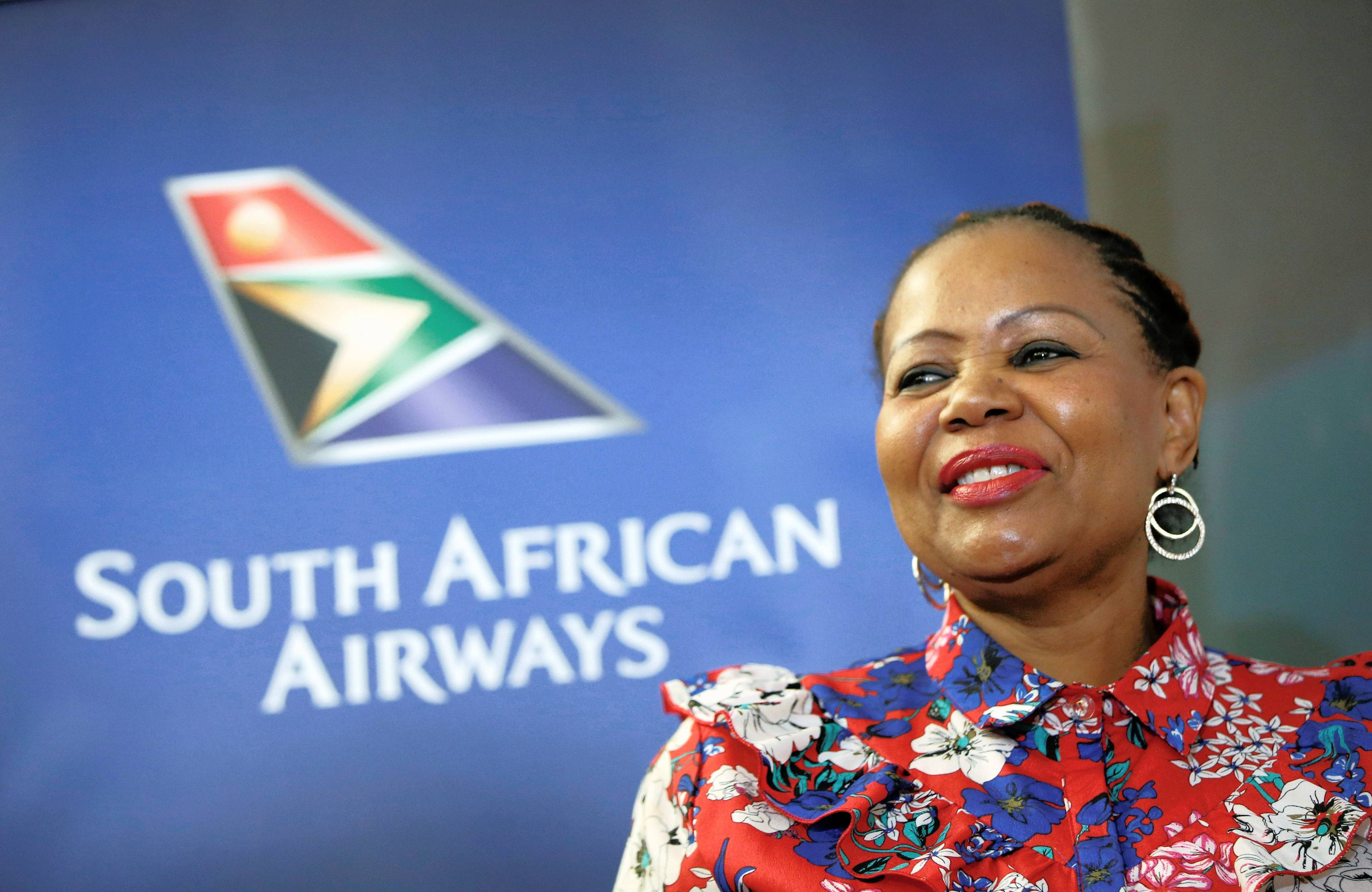South African Airways CEO bows out