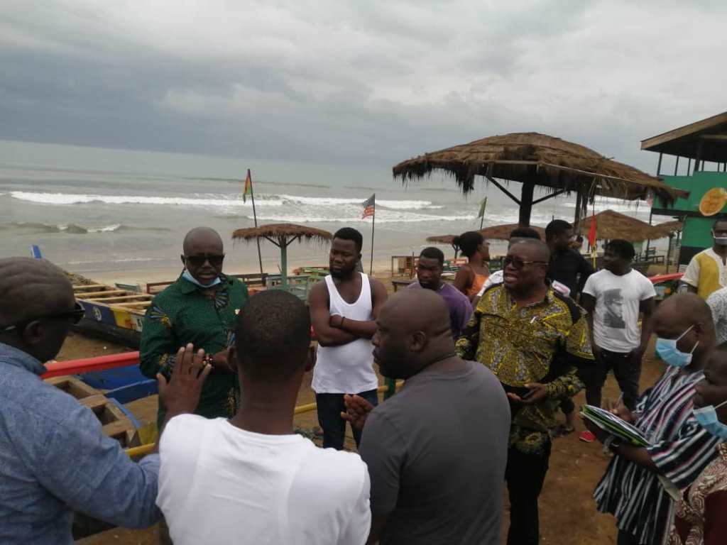 COVID-19: Ghana Tourism Authority enforces closure of beaches