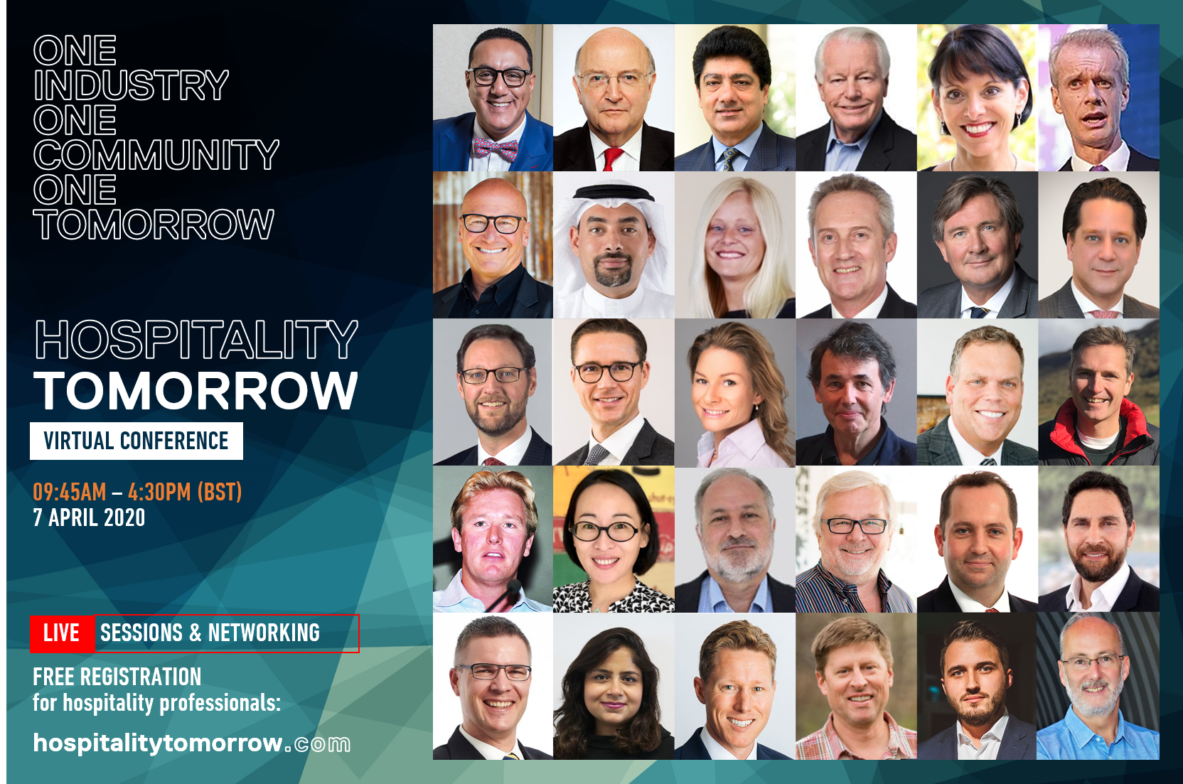 Over 3,000 register for virtual hospitality summit